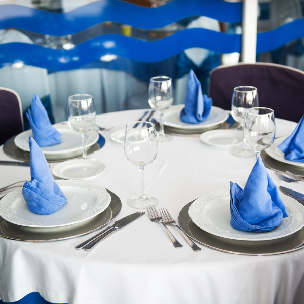 Tables | Cestrian Event Hire